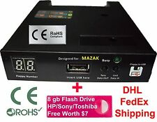 Floppy Drive to USB Converter for MAZAK EDM  + free 8 GB Flash Drive