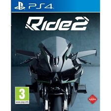 Ride Video Games PEGI 3 Rating