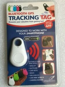 Bluetooth GPS Tracking Tag