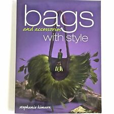 DIY Book Bags Accessories With Style Book Stephanie Kimura WITH Pattern Packet