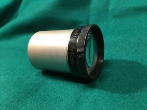 Vintage Leitz Hektor 10cm 100mm f2.4 Lens, 40mm Diameter Body