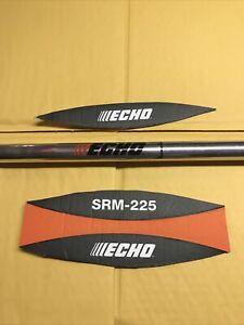 NEW Genuine OEM Echo SRM 225 Straight Shaft Trimmer Driveshaft Tube Assembly