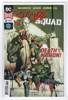 """Suicide Squad """"Shock and Awe Part One"""" Issue #38 Marvel (3/28/18 1st Print)"""
