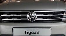 Set 2 Leisten Chrom Verkleidung Neu Volkswagen Tiguan