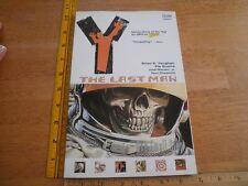 Y The Last Man 3 TPB Brian Vaughan VF 3rd print Vertigo