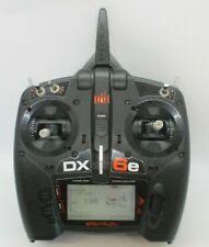 Spektrum DX6e 6-channel DSMX Multimode transmitter + Manual good condition