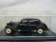 THE CITROEN TRACTION 11 1953 1/43