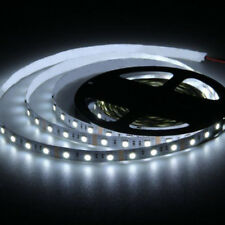 5000k SMD Blanco 5050 Color 300led Flexible 5m Cinta Tira Luz DC12V Impermeable