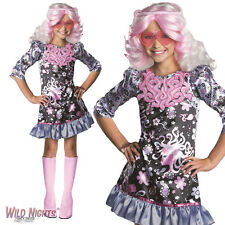 Niñas Monster High Fancy Dress Costume