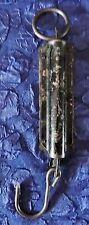 POCKET BALANCE antike Waage / Sackwaage / Fischwaage  bis 25 kg