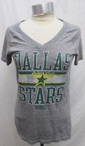 Dallas Stars NHL Women's V-Neck T-Shirt