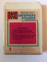 Joe Cocker Self Titled 8-Track Tape  RARE Tested C