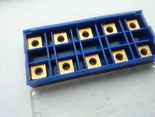 10 punte di carburo di Stellram SDET 09t308 e PFZ (SDET 09t308 09t308e SDET 32.52 32.52