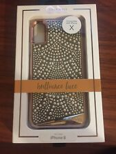 Authentic Case-Mate Brilliance Lace Case for iPhone X iPhone 10