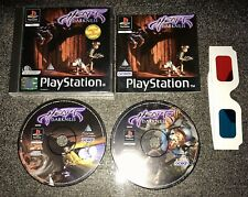 Jeu PS1 - Heart Of Darkness - Complet «Lunettes 3D» Sony Playstation - VF