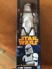 Star Wars CLONE TROOPER Action Figure 12 INCH mint in box Hasbro
