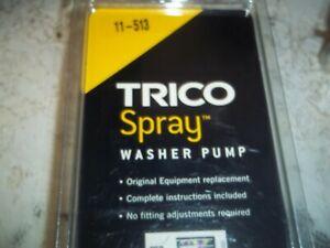 Windshield Washer Pump-Spray Trico 11-513