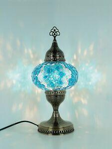 BEST PRICE 21 VARIATIONS  Turkish Mosaic table lamp.