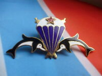 Russian Soviet badge navy special forces frogmans