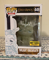 Funko Pop! Movies LOTR #449 Twilight Ringwraith *GITD Hot Topic Exclusive* NIB