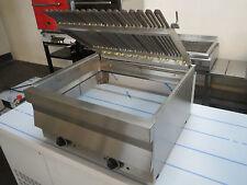 Steak Grill mit Kontaktheizungen Elektro  60 cm breit  mit Wasserschublade