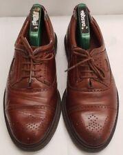 BURTON RICHMOND mens brown leather brogue Shoes Size 6 EU 40