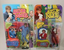 Austin Powers 2 Austin Powers McFarlane lot Sealed Mike Myers