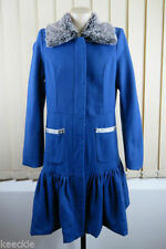 Wool Blend Trench Machine Washable Coats & Jackets for Women