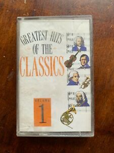Greatest Hits of the Classics Volume 2 - Audio Cassette Tape