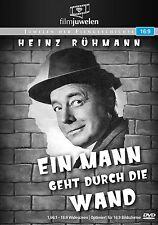 Ein Mann geht durch die Wand (Heinz Rühmann) 16:9 Widescreen! DVD NEU + OVP!