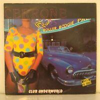 "Cerrone – Club Underworld (Vinyl, 12"", Maxi 45 Tours)"