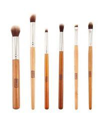 6 pcs Eye Essential Eyeshadow/Eyeliner/Crease/Blending Makeup Brush Set UK New