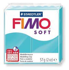 STAEDTLER MODELLIERMASSE FIMO SOFT 57g PFEFFERMINZ 100g/3,49€ NEU