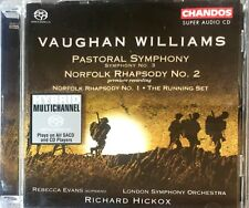 Vaughan Williams: Pastoral Symphony; Norfolk Rhapsody No. 2 - SACD
