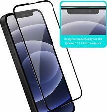 Full Cover Tempered Glass Screen Protector 3D For iPhone 13 12 Mini 11 Pro Max