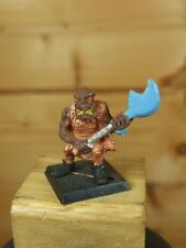 CLASSIC METAL 1980'S CITADEL GIANT BLACK ORC PAINTED (3312)