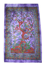 Handmade Tai dai Poster Wall Hanging Tapestry tree of life wall art wall paintin