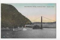 Bear Mountain Bridge, Anthony's Nose Hudson River Postcard