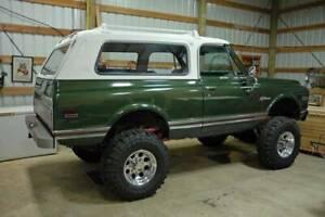 1969 to 1972 Chevrolet K5 Blazer Roof Rack Hardtop Rack