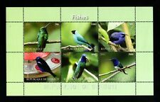 DJIBOUTI-2011 .ANIMALS.FAUNA.Birds.FISHES .BLOCK MNH**.