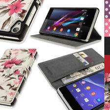 Custodie portafoglio Per Sony Xperia Z per cellulari e palmari Sony Ericsson
