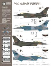 NEW 1:32 Two Bobs Decals 32069 Lockheed-Martin F-16C Arctic Splinters Part II