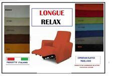 Copripoltrona relax per poltrone reclinabili(12VARIANTI)