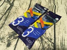 2x Dorco Touch3 Shaving Razor Trimmer Travel Kit Men Convenient Razors Gift New