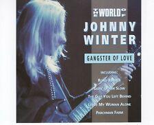 CDJOHNNY WINTERthe world ofVG++  (R2197)