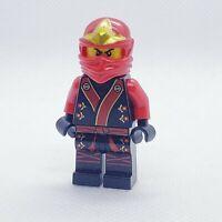 Lego KAI Original Ninjago Red Ninja Minifigure 2505 2258 2508