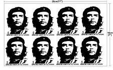 Ernesto Che Guevara Temporary Removable Tattoo Transfer Paper Body Art Sticker