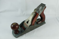Victor by Stanley No. 1104 Smooth Bottom Bench Plane, No. 4 Size, Good Cond.