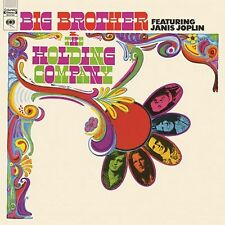 JANIS JOPLIN 'BIG BROTHER & THE HOLDING CO.' BRAND NEW RE-ISSUE LP ON 180 GRAM