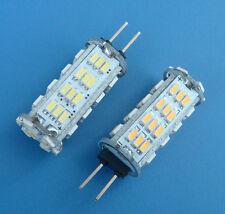 2x G4 Warm White AC DC12-14V 2W 57-3014 SMD LED Bulb Lamp Super Bright 270LM